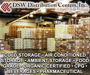 Southern California Cold Storage Warehouse